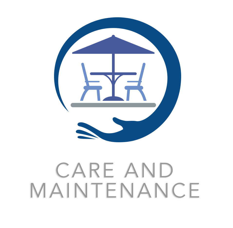 Patio Renaissance Care and Maintenance