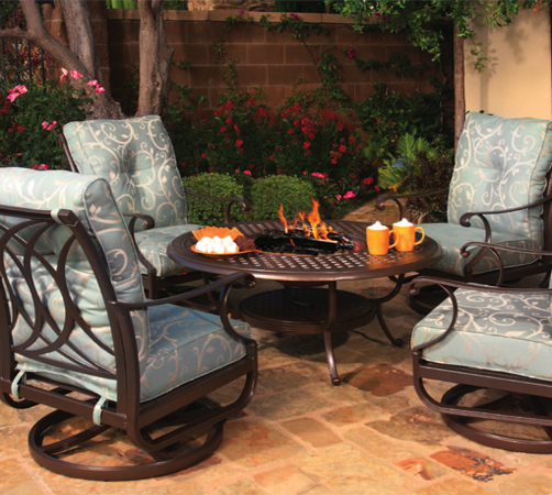 Fire Pits Heaters Patio Furniture The Patio Collection