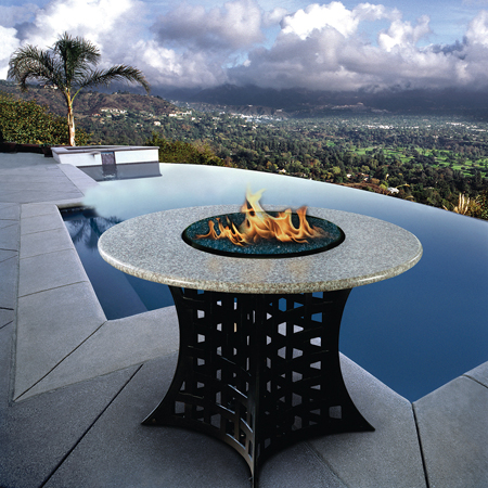 La costa series for California outdoor concepts