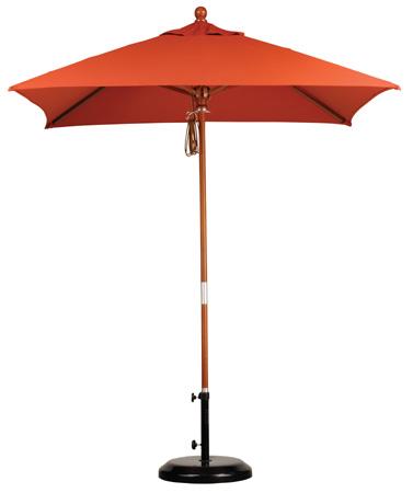 6' x 6' Umbrellas