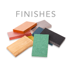 Finishes and Weaves