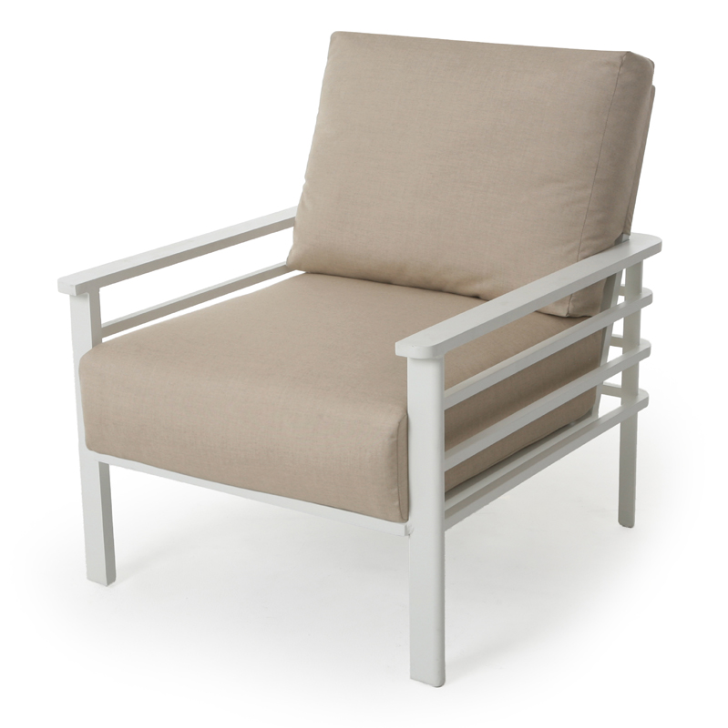 Sarasota Cushion Club Chair Mallin So 483