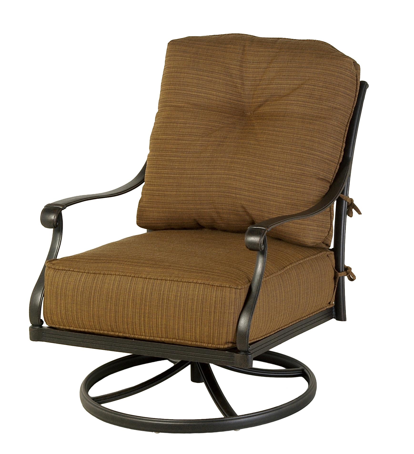 Mayfair Estate Club Chair Swivel Rocker