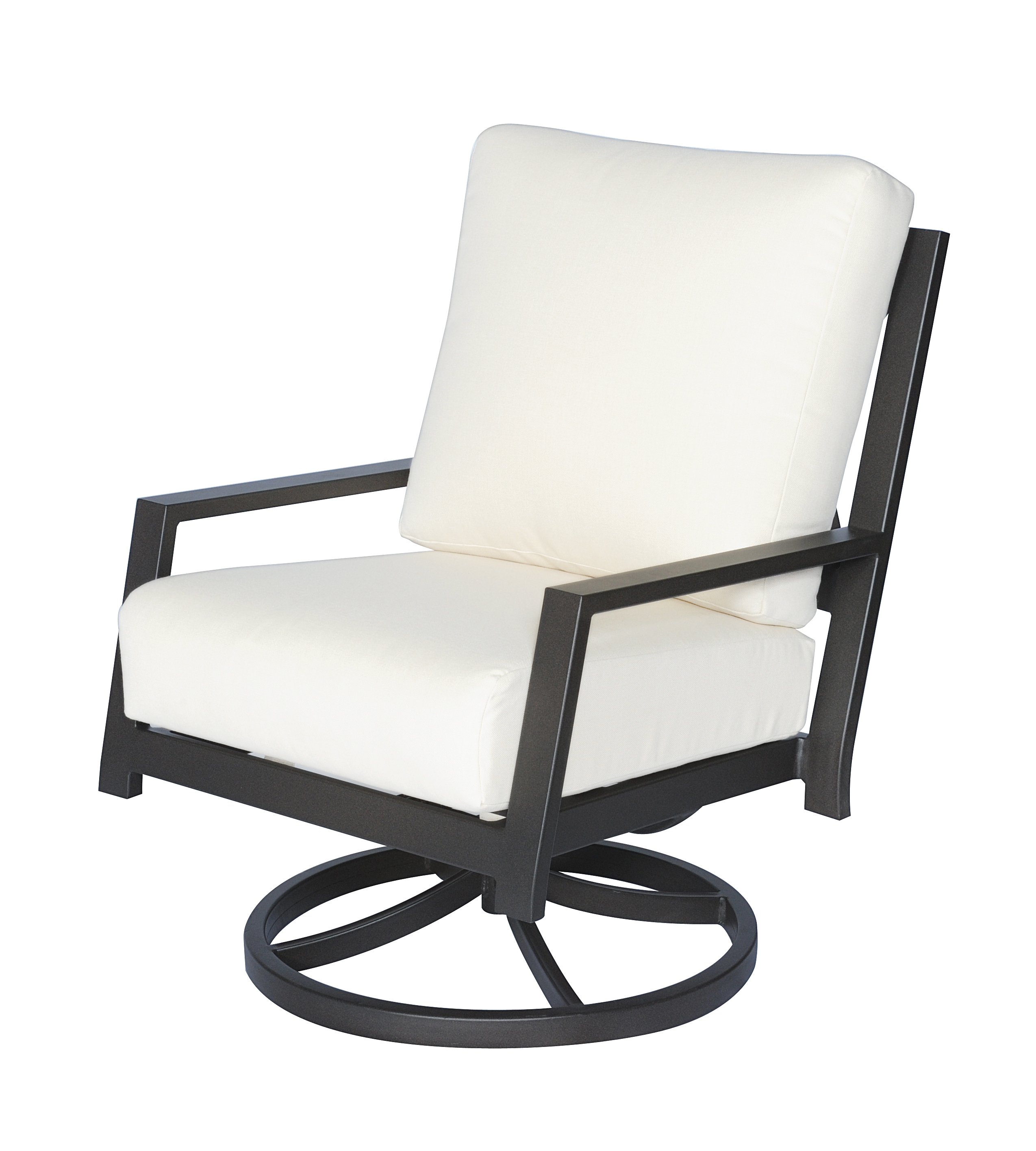 Verona Club Swivel Chair