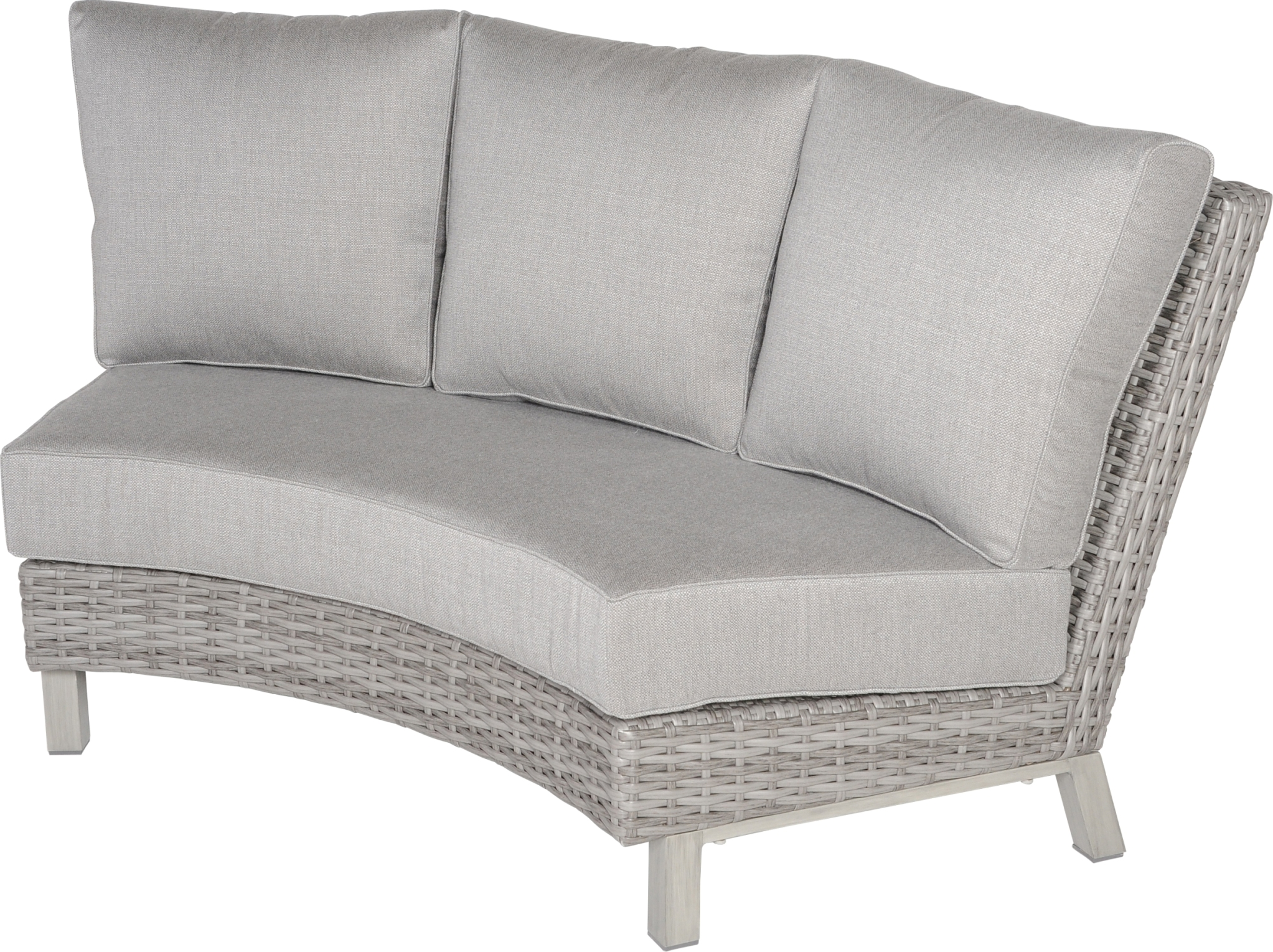 Cabo Armless Sectional Chair