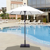 725 7.5' Commercial Deluxe Umbrella