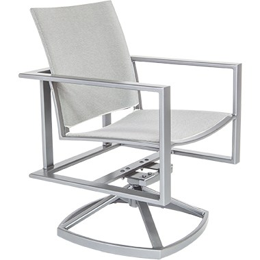 Studio Flex Comfort Swivel Rocker Arm Chair