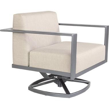 Studio Swivel Rocker Lounge Chair