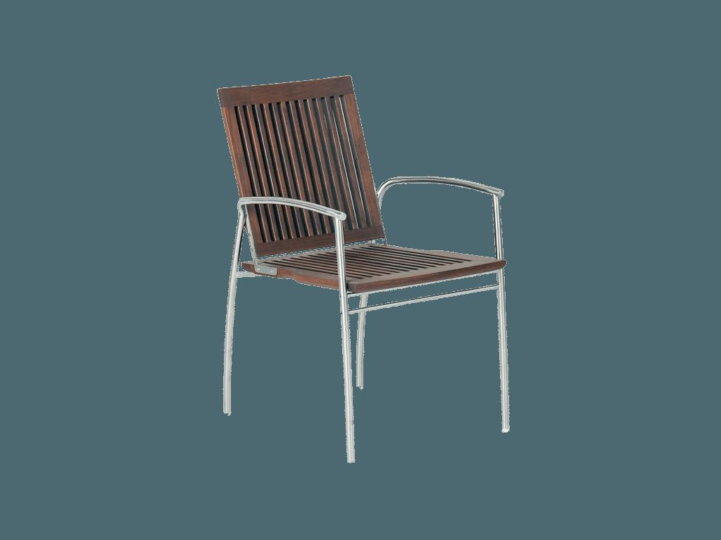 Stacking Arm Chair - 2 Per Carton