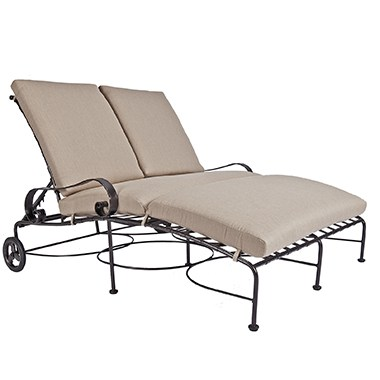 Classico W Adjustable Double Chaise