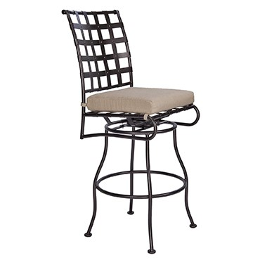 Classico W Swivel Bar Stool With No Arms