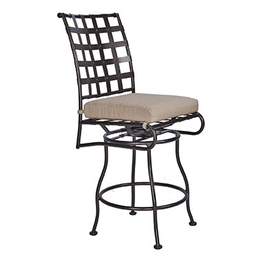 Classico W Swivel Counter Stool With No Arms