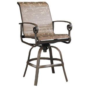Caicos Swivel Bar Chair