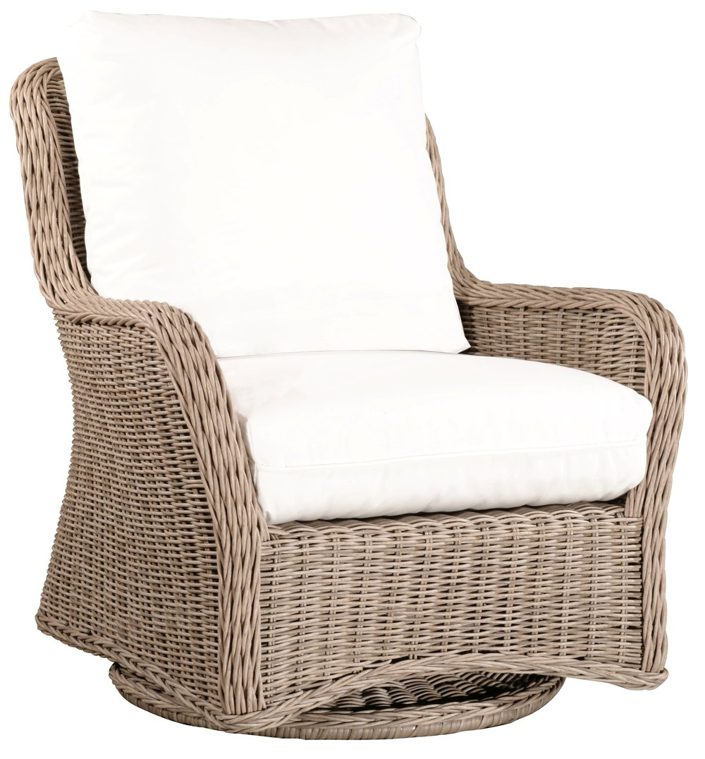 West Hampton DS Swivel Glider