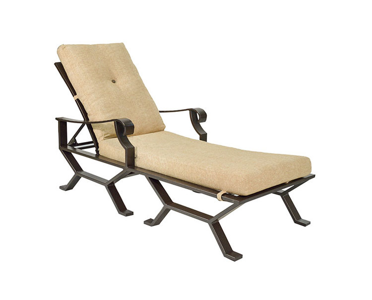 Sonoma Cushioned Single Chaise