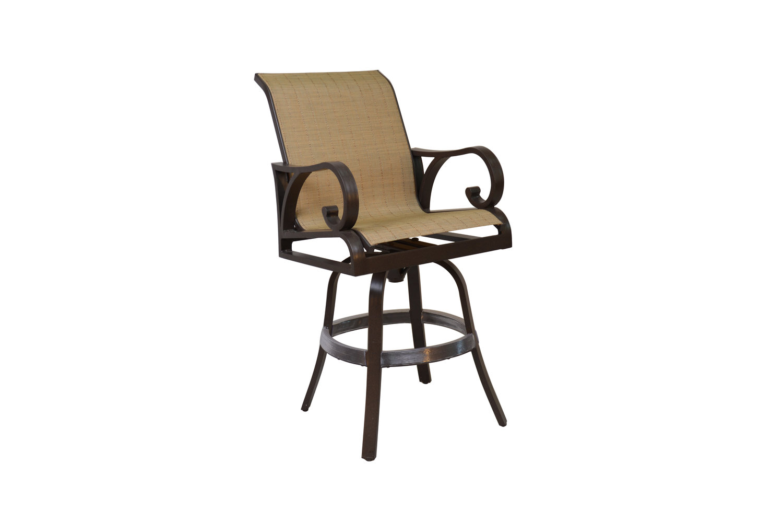 Key Largo Swivel Bar Chair