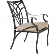 Belle Vie Dining Arm Chair