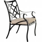 Grand Cay Dining Arm Chair