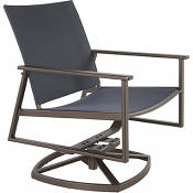 Marin Flex Comfort Swivel Rocker Lounge Chair