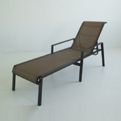 Bell Harbor Sling Chaise Lounge