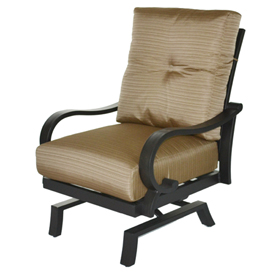 Rimini Spring Club Chair