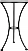 """12"""" Iron Classic Small Plant Stand Base"""