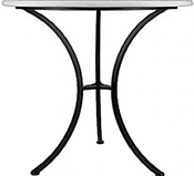 "30"" Iron Classic Bistro Table Base"