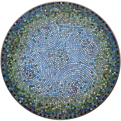 Belize Classic Mosaic Table Top