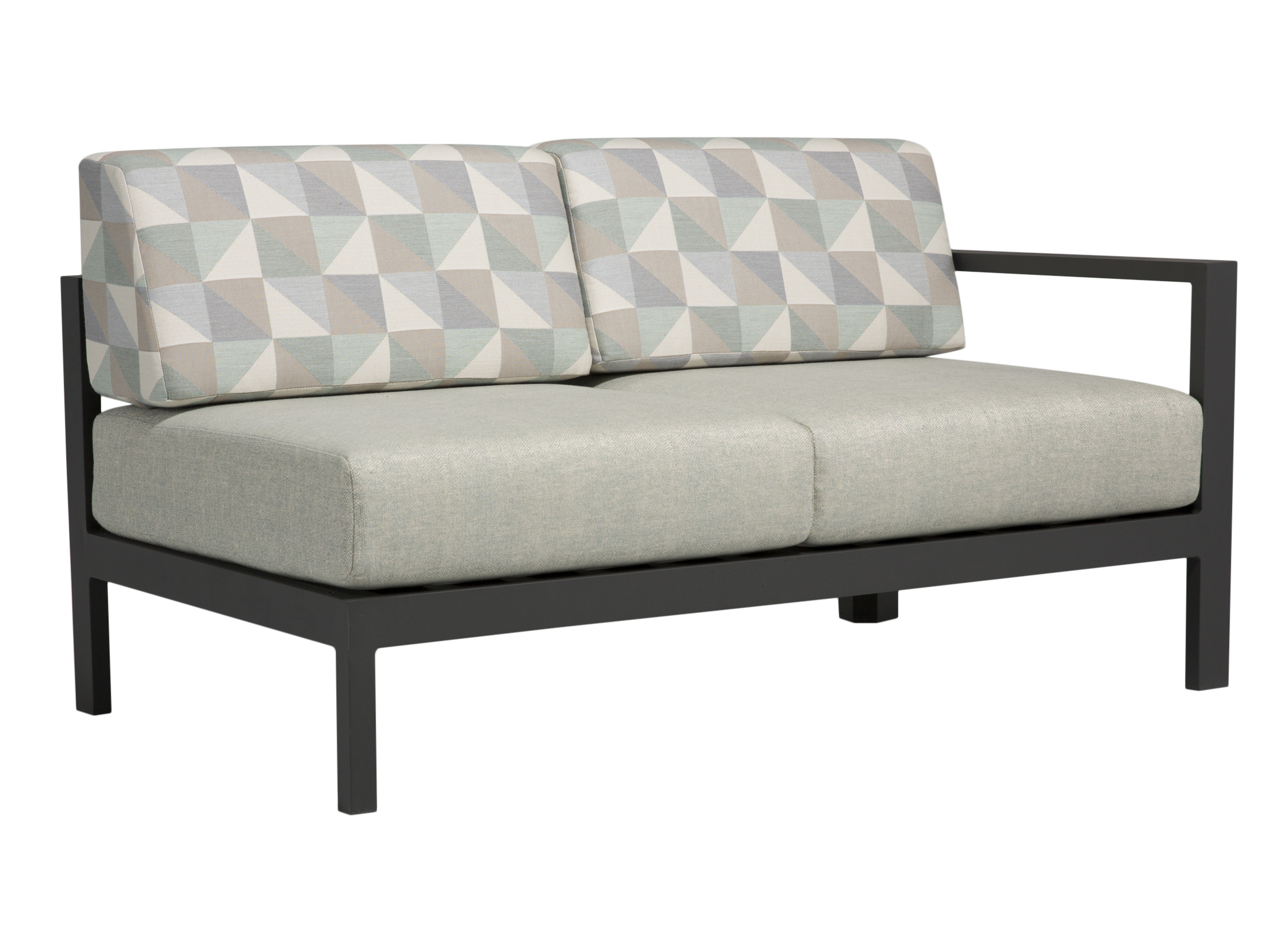 Milano Sectional Left Arm Chair