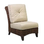Antigua Armless Chair