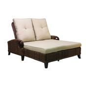 Antigua Double Adjustable Chaise