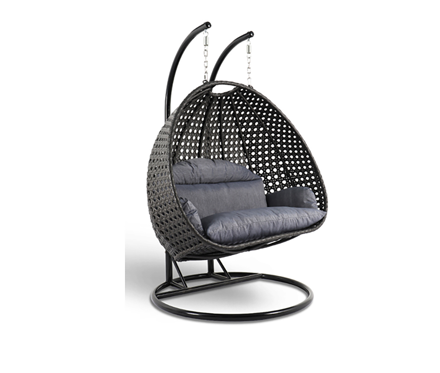 Caroline Collection Two Seater Swing with Stand