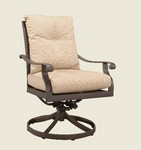 Mandalay Dining Swivel Rocker