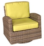 Bainbridge Swivel Glider Club Chair