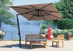 C09 9.5ft Square Umbrella