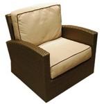 Cabo Swivel Glider Club Chair