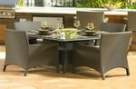 "Malibu 48"" Square Dining Table"