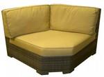 Malibu Sectional 45 Degree Corner Chair