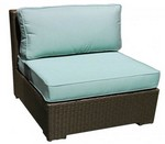 Malibu Sectional Middle Chair