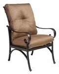 Santa Barbara Cushion Dining Chair