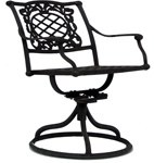 Karen Ashley Milano Swivel Chair