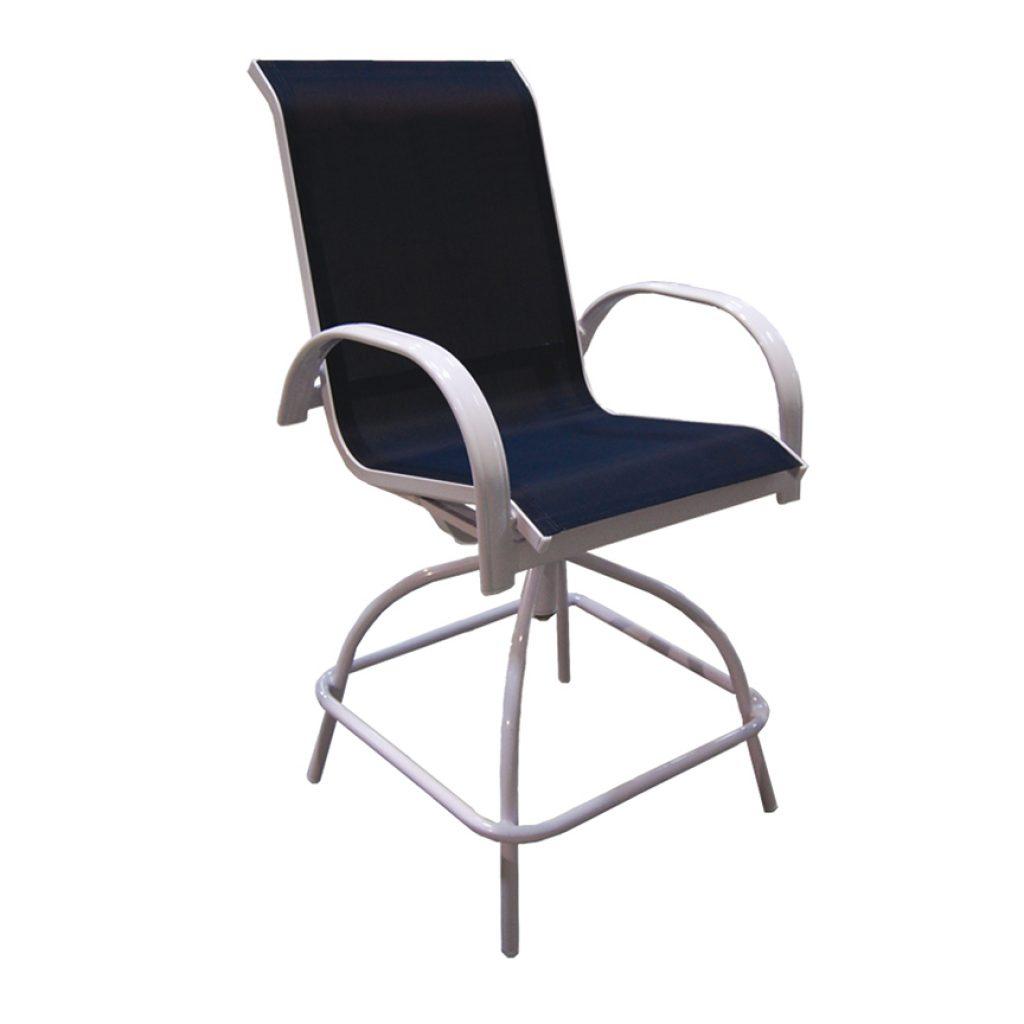 Capri Counter Height Swivel Chair