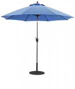 636 9' Manual Tilt Umbrella