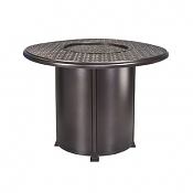 "54"" Rd. Counter Height Richmond Fire Pit"