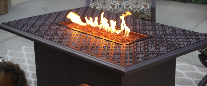 O.W. Lee Richmond Firepits