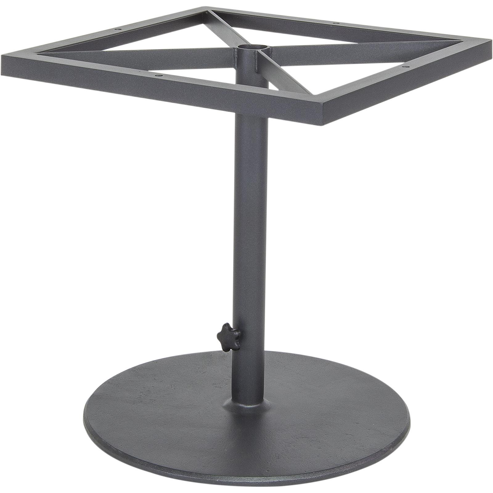 Pedestal Iron Bases