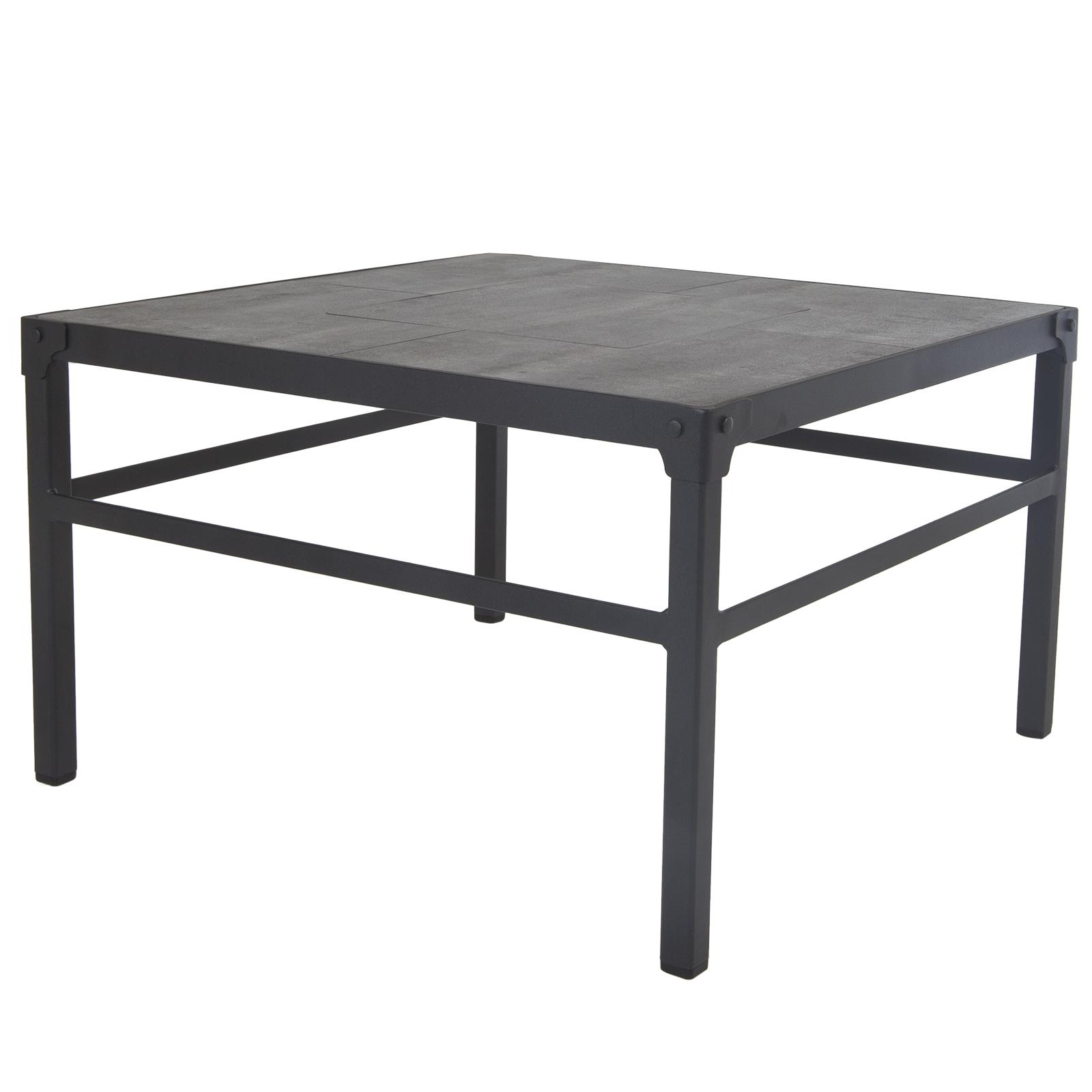 Creighton Iron Accent Tables