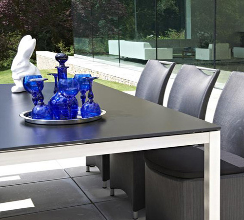 Gloster Aluminum Tables