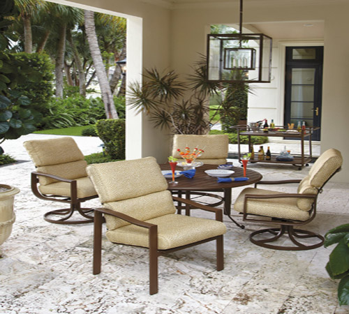 Winston Aluminum Patio Furniture. Winston. Subcategories. Belvedere Cushion  Collection