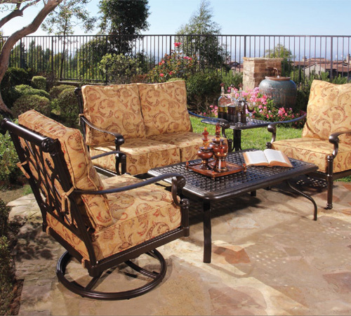 Outdoor Patio Furniture Doral: North Cape International All Weather Wicker